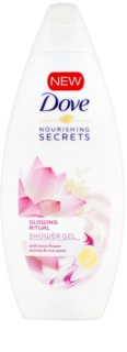 Dove Nourishing Secrets Glowing Ritual gel za prhanje