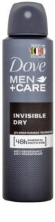 Dove Men+Care Invisble Dry Antiperspirant Spray 48 tim