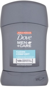 Dove Men+Care Clean Comfort Antiperspirant Stick 48h
