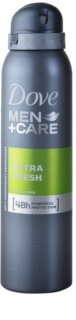 Dove Men+Care Extra Fresh déodorant anti-transpirant en spray 48h