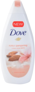 Dove Purely Pampering Almond Пена для ванны