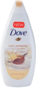 Dove Purely Pampering Shea Butter Пена для ванны