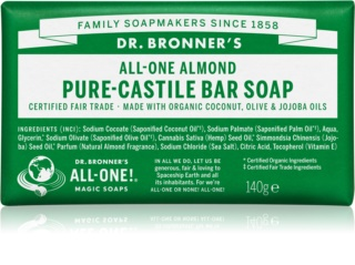 Dr. Bronner's Almond Bar Soap