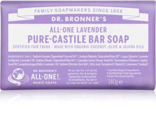 Dr. Bronner's Lavender sapone solido
