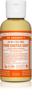 Dr. Bronner's Tea Tree Universal Liquid Soap