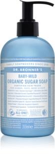 Dr. Bronner's Baby-Mild tekuté mydlo na telo a vlasy