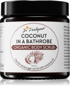 Dr. Feelgood BIO Sugar Scrub with Coconut Oil