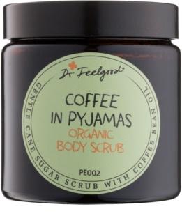 Dr. Feelgood BIO scrub allo zucchero con olio di fave di cacao