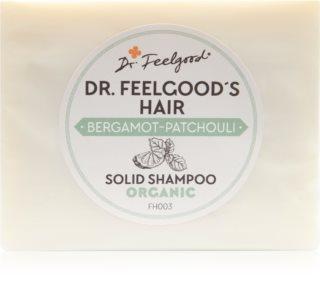 Dr. Feelgood Bergamot-Patchouli Organic Shampoo Bar