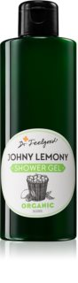 Dr. Feelgood Johny Lemony gel de dus revigorant