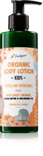 Dr. Feelgood Kids Sweet Orange Refreshing Body Lotion