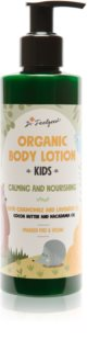 Dr. Feelgood Kids Chamomile & Lavender Soothing Body Milk With Chamomile
