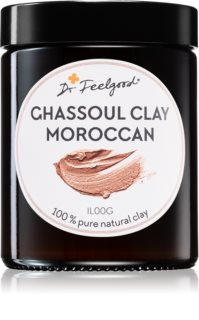 Dr. Feelgood Ghassoul Clay Moroccan argilla marocchina