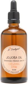 Dr. Feelgood BIO and RAW olio di jojoba per tutti i tipi di pelle, anche quelle sensibili