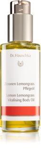 Dr. Hauschka Body Care tělový olej s citronem a citronovou trávou