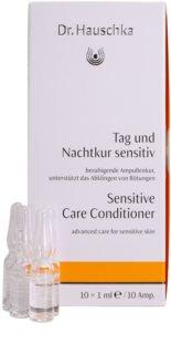 Dr. Hauschka Facial Care грижа за лицето за чувствителна кожа на лицето