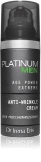 Dr Irena Eris Platinum Men Age Control stärkende Creme für reife Haut