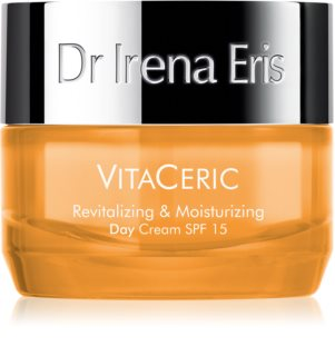 Dr Irena Eris VitaCeric Opstrammende og lysnende creme SPF 15