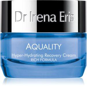 Dr Irena Eris Aquality інтенсивний зволожуючий крем проти зморшок