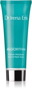 Dr Irena Eris AlgoRithm masque hydratant en profondeur visage et cou