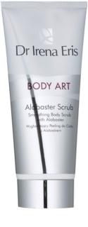 Dr Irena Eris Body Art Alabaster Scrub vyhlazující tělový peeling s alabastrem