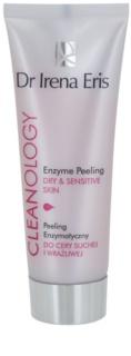 Dr Irena Eris Cleanology enzimski piling za osjetljivu i suhu kožu lica