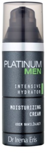 Dr Irena Eris Platinum Men Intensive Hydrator хидратиращ крем  за зоната на лицето и очите