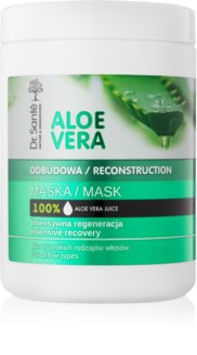 Dr. Santé Aloe Vera Restrukturerende maske Med Aloe Vera