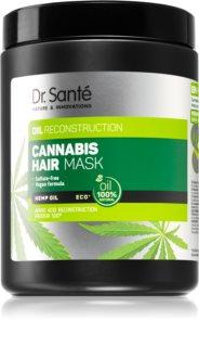 Dr. Santé Cannabis Uudistava Naamio Vaurioituneille Hiuksille