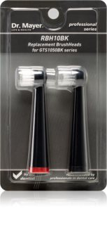 Dr. Mayer RBH10 Replacement Heads For Toothbrush