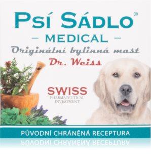 Dr.Weiss PSÍ SÁDLO Medical bylinný fluid při chřipce a nachlazení