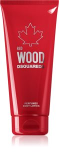 Dsquared2 Red Wood latte corpo profumato da donna