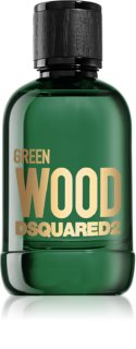 Dsquared2 Green Wood Eau de Toilette per uomo