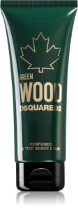 Dsquared2 Green Wood balsamo post-rasatura per uomo