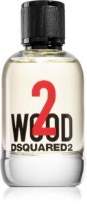 Dsquared2 2 wood Eau de Toilette für Herren