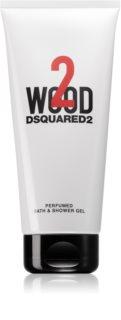 Dsquared2 2 wood Dusch- und Badgel für Herren