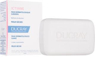 Ducray Ictyane sabonete sólido para pele seca