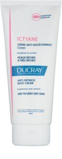 Ducray Ictyane hidratantna krema za tijelo za suhu i vrlo suhu kožu