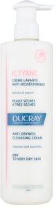 Ducray Ictyane очищуючий крем для сухої та дуже сухої шкіри