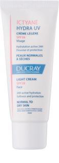 Ducray Ictyane лек крем за нормална към суха кожа SPF 30