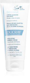 Ducray Dexyane нежен крем за тяло за много суха чуствителна и атопична кожа