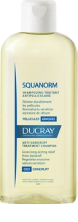 Ducray Squanorm Shampoo To Treat Oily Dandruff