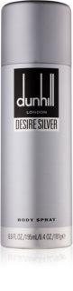 Dunhill Desire Silver spray corporal para homens