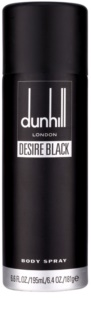Dunhill Desire Black spray corporel pour homme