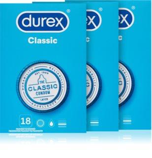 Durex Classic 2+1 preservativos
