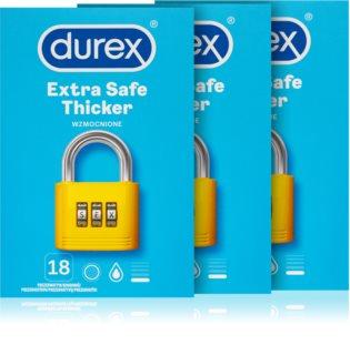 Durex Extra Safe 2+1 preservativos