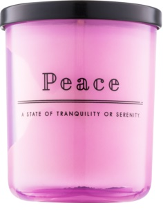 DW Home Peace scented candle