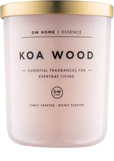 DW Home Koa Wood scented candle