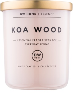 DW Home Koa Wood bougie parfumée