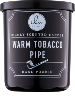 DW Home Warm Tobacco Pipe vela perfumada